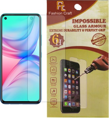 FashionCraft Screen Guard for Infinix Hot 10(Pack of 1)