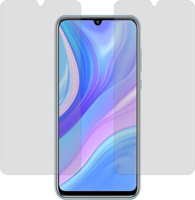 Scratchgard Nano Glass for Huawei Y8p (Twin)(Pack of 2)