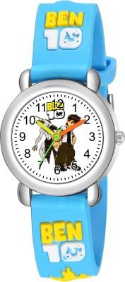 SATNAM FASHION Skayblue ben Tan 21st century Analog Watch   For Girls SATNAM FASHION Wrist Watches