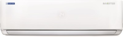 Blue Star 1.5 Ton 3 Star Split Inverter AC  - White(IC318MATU, Copper Condenser)