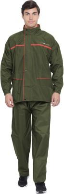 The Dry Cape Solid Men Raincoat