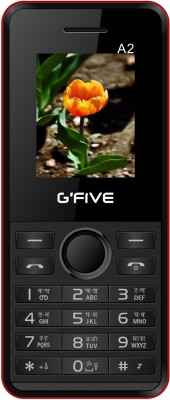 Gfive A2(Black : Red)