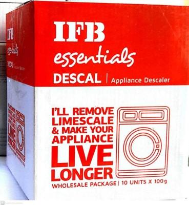 IFB Genuine Descaling Powder 10x100gms Detergent Powder 1000 g