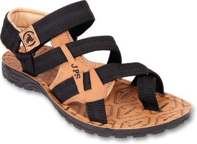Astips Men Brown Sandals