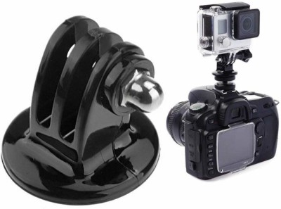 Action Pro Flat Surface Flat Placement Camera Mount Black Action Pro Camera Mounts