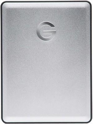 G-Tech 2 TB External Hard Disk Drive(Silver)