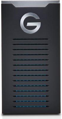 G-Tech 1 TB External Solid State Drive(Black)