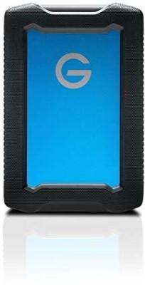 G-Technology 2 TB External Hard Disk Drive(Silver)