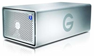 G-Technology 12 TB External Hard Disk Drive(Silver)