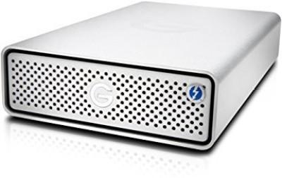G-Technology 10 TB External Hard Disk Drive(Silver)