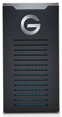 G-Technology 2 TB External Hard Disk Drive(Black)
