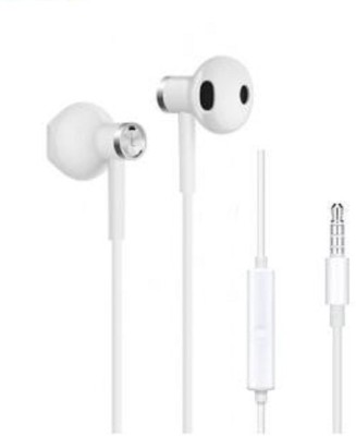 Flaunt Market Portable 3.5mm Wired Gaming Headphone (White, In the Ear) Wired Headset(White, In the Ear)