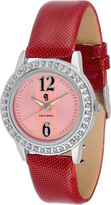 Costa SWISS CS 016 Diva Analog Watch   For Women Costa SWISS Wrist Watches
