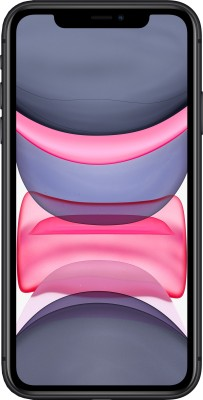 Apple iPhone 11 (Black, 128 GB)