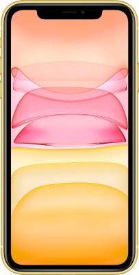 APPLE iPhone 11 (Yellow, 256 GB)
