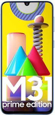 SAMSUNG M31 Prime (IceBerg Blue, 128 GB)(6 GB RAM)