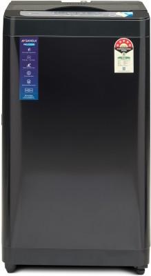 Sansui 7.5 kg 5 Star Fully Automatic Top Load Black SITL75F5B Sansui Washing Machines