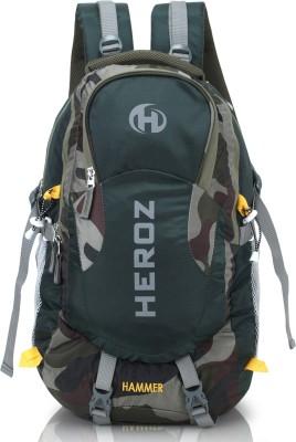 HEROZ 057 45 L Laptop Backpack(Multicolor)