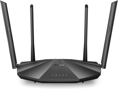 TENDA AC19 2100 Mbps Router Black, Dual Band TENDA Routers