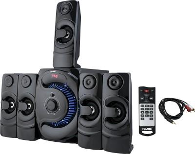 9 CORE D MODEL HI BASS SOUND LIKE A DJ SOUND BASS 9500 W Bluetooth Home Theatre(Black, 5.1 Channel)