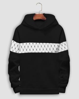 FastColors Full Sleeve Printed Men Sweatshirt