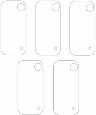 Vatsin Camera Lens Protector for Samsung Galaxy S20(Pack of 5)