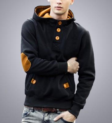 Seven Rocks Full Sleeve Color Block Men Sweatshirt