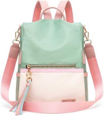 Unique College Bag for Girls 5 L Backpack(Blue)