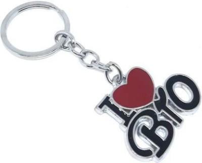 MITHI I Love Brother Metal Keychain Best for Bhaidooj Raksha Bandhan And Best Gifting For Brother to Brother Key Chain Keyring Key Chain