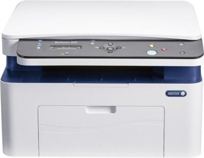 Xerox WorkCentre 3025BI Multi-function WiFi Monochrome Laser Printer(White, Toner Cartridge)