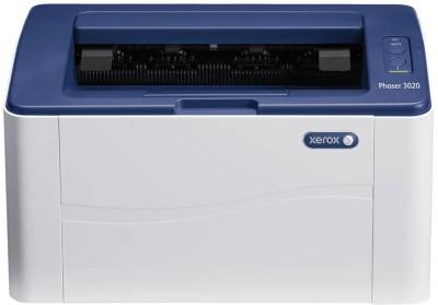 Xerox 3020V_BIO Single Function WiFi Monochrome Laser Printer(White, Blue, Toner Cartridge)
