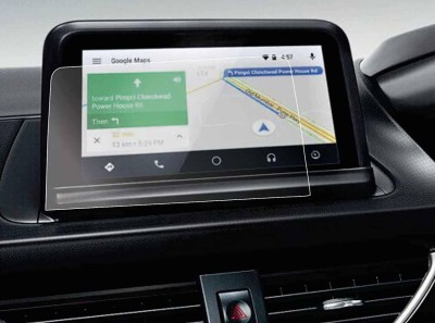 Sheel Grow Screen Guard for Tata Nexon Car Infotainment System(Pack of 1)