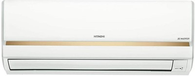 Hitachi 1.5 Ton 4 Star Split Inverter AC - White(RSNG417HDEA, Copper Condenser)