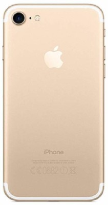 YOUNICK Apple iPhone 7 Back Panel Gold