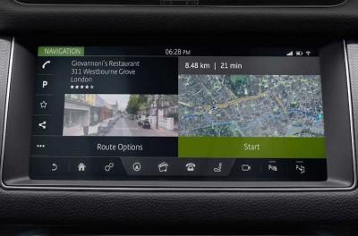 Sheel Grow Tempered Glass Guard for Jaguar E-Pace Car