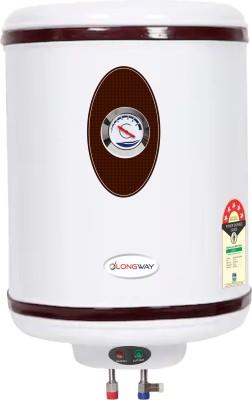 LONGWAY 50 L Storage Water Geyser (HOT PLUS DLX (Storage Water Heater Geyser), White)