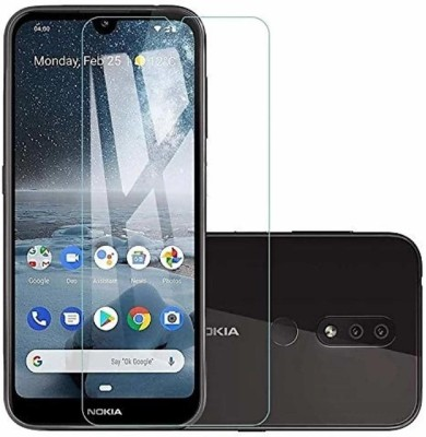 TOP-B Screen Guard for NOKIA 2.2(Pack of 1)