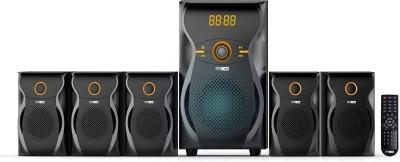 ALTEC LANSING AL-5.1-02 40 W Multimedia Bluetooth Home Theatre System Wired Subwoofer Soundbar Supports Bluetooth,USB,FM Radio (Black, Grey, 5.1 Channel)...