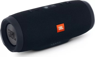 JBL Charge 3 20 W Portable Bluetooth Speaker(Black, Stereo Channel)
