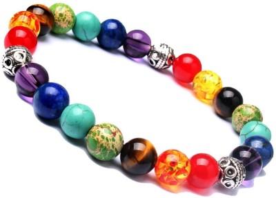 MARKA Stone Amethyst, Emerald, Ruby, Sapphire, Citrine, Beads, Quartz, Crystal, Rose Quartz, Lapis Lazuli Bracelet