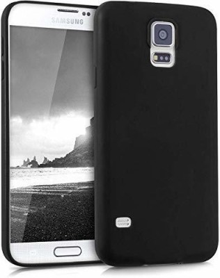 MULTRONICS Back Cover for Samsung Galaxy S5(Black, Camera Bump Protector)