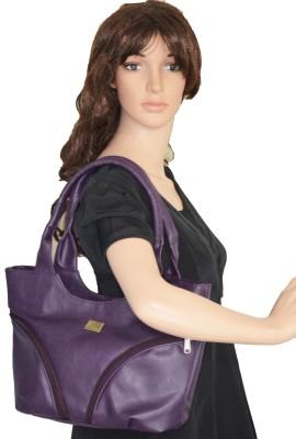 JG Shoppe Women Purple Shoulder Bag JG Shoppe Handbags