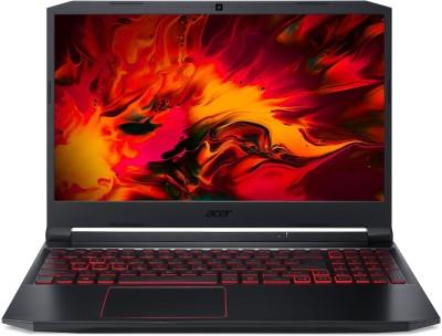 Acer Nitro 5 Core i7 10th Gen - (8 GB/1 TB HDD/256 GB SSD/Windows 10 Home/4 GB Graphics/NVIDIA Geforce GTX...