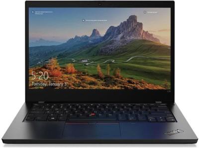 Lenovo Thinkpad Core i5 10th Gen - (8 GB/512 GB SSD/Windows 10 Pro) L14 Business Laptop(14 inch, Black, 1.7 kg)