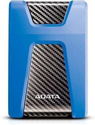 ADATA 1 TB External Hard Disk Drive(Multicolor)