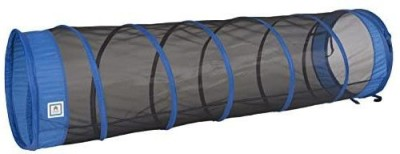 Pacific Play Tents Tents 20406 Kids The Fun Tube 6 Foot CrawlTunnel6' X 19\ Blue