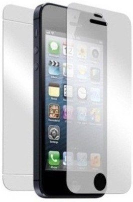 Tuta Tempered Front and Back Tempered Glass for Apple iPhone 5(Pack of 1)