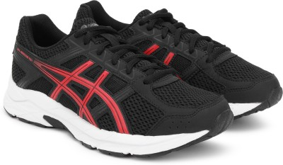 Asics GEL CONTEND 4B+ Running Shoes For Men(Black)