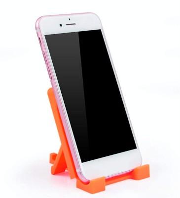 Ravbelli Mobile Stand Holder Big Size Universal 4 Steps Adjustable 4 Steps Fold-able for All Phone Tablet Mobile Holder