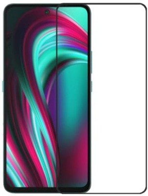 CHVTS Edge To Edge Tempered Glass for Micromax IN Note 1(Pack of 1)